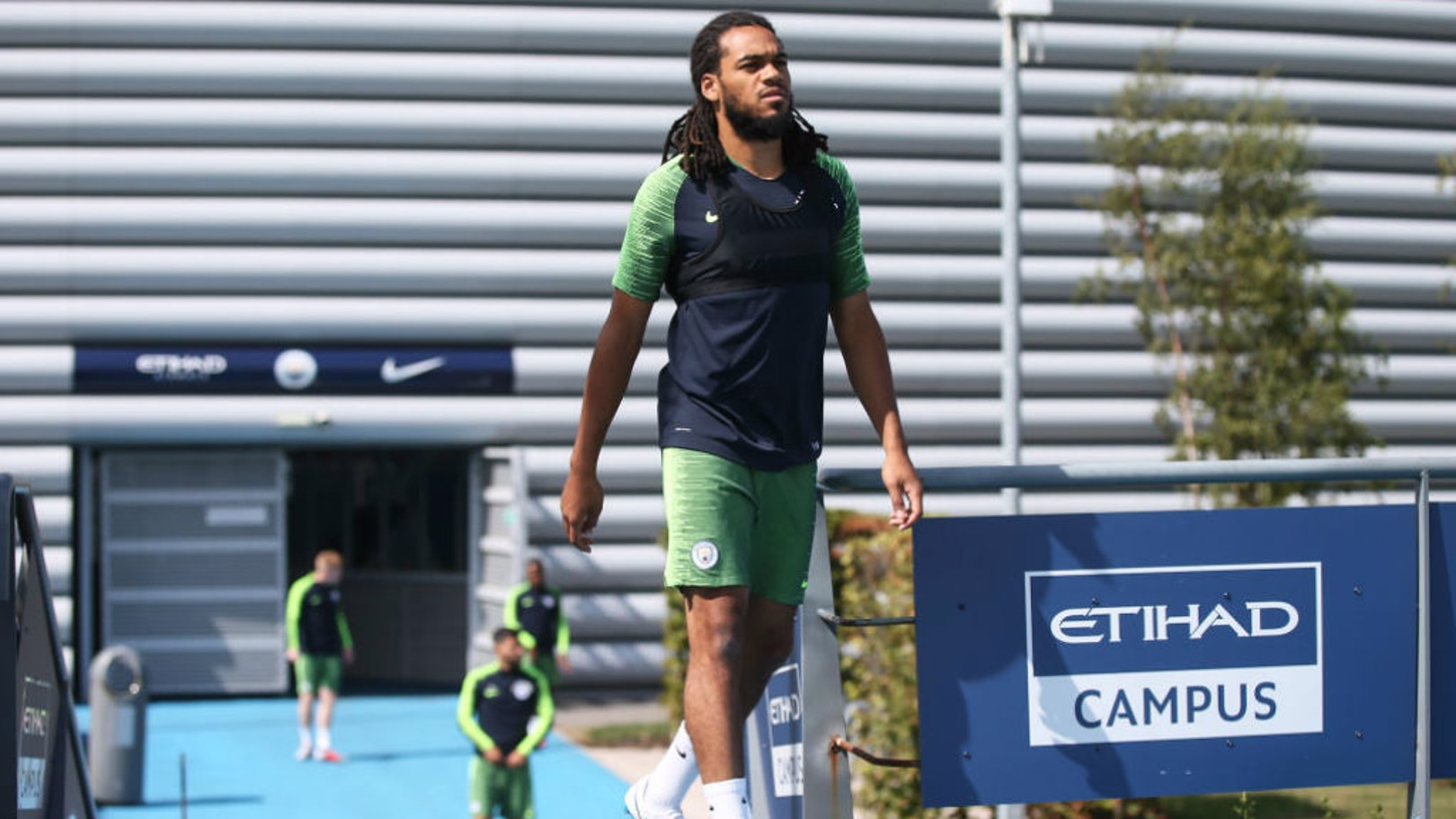 DONE DEAL: Jason Denayer has joined Lyon on a permanent deal