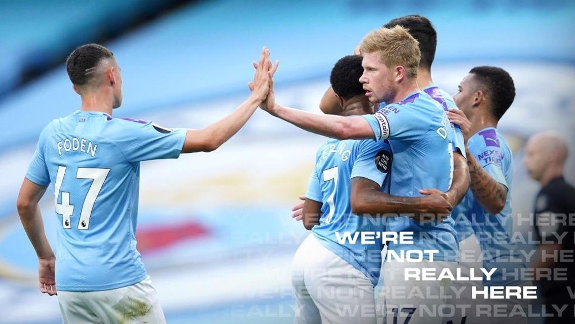 City 4-0 Liverpool: Melhores Momentos