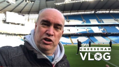 Cheeseman Vlog: City 2-2 Crystal Palace
