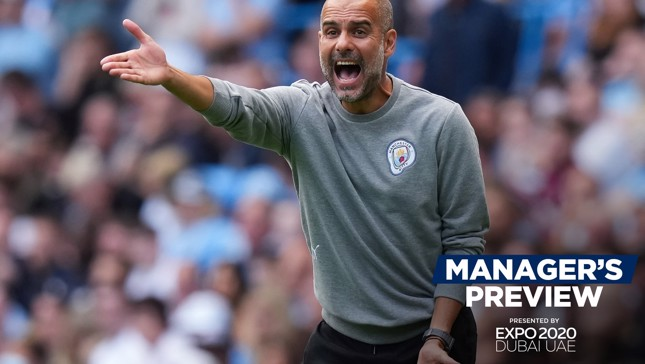 Pep: says it will be 'an honour' to beat 58-year win record