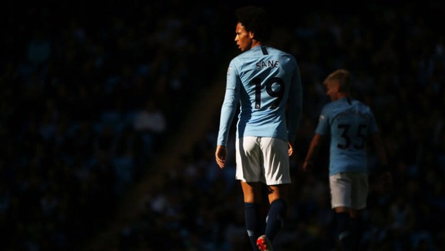 STARMAN : Sane stands out from the crowd