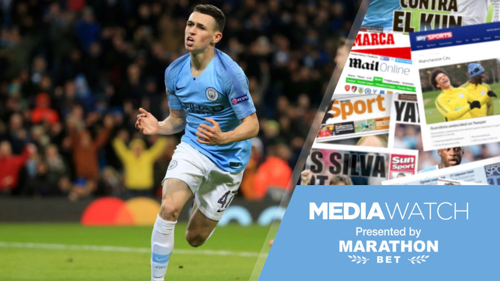 MEDIA WATCH: City have been tipped for Euro success