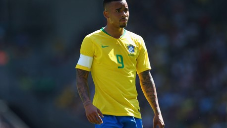 FINAL COUNTDOWN: City's Brazilians face Austria this afternoon in their final warm up game ahead of the World Cup.