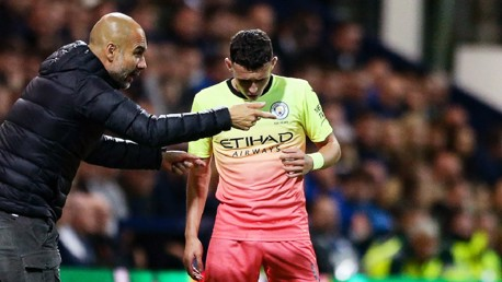 Eight changes for City against Zagreb