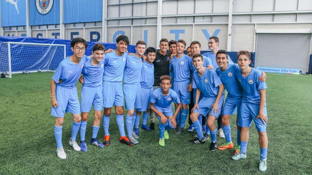 #TOGETHER : Boys in Blue