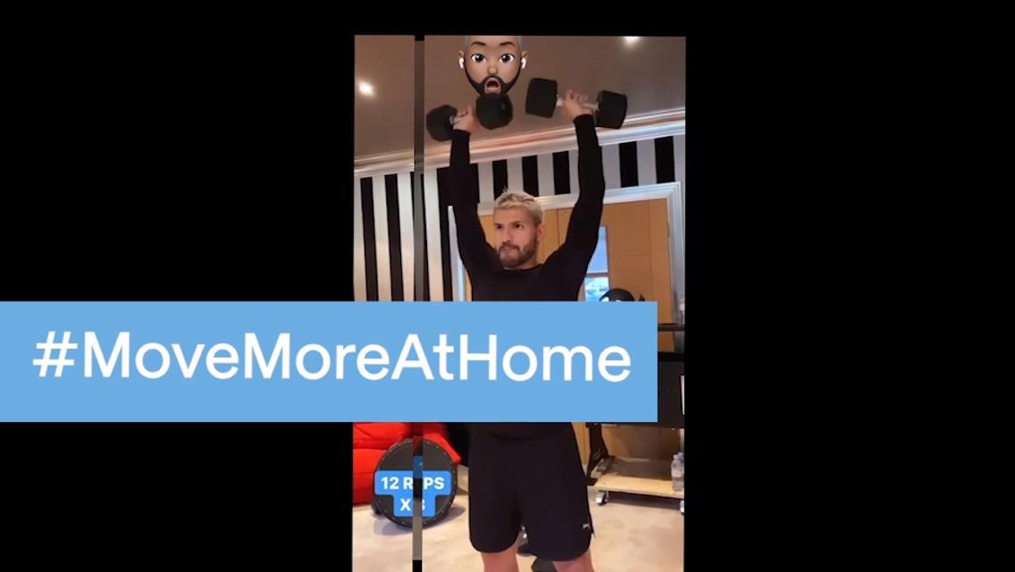 #MoveMoreAtHome กับซิตี้ และเรโซน่า