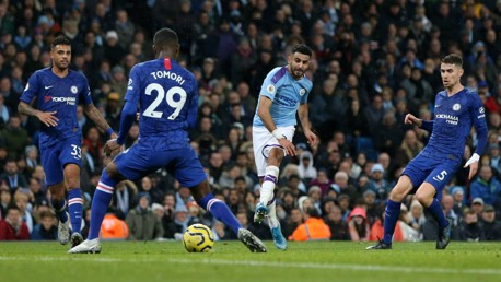 WONDERGOAL: Riyad Mahrez turns the game in its head with a piece of individual brilliance