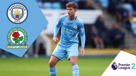 City 4-2 Blackburn: Full-match replay