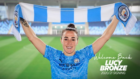 Back in Blue: The legend Lucy returns