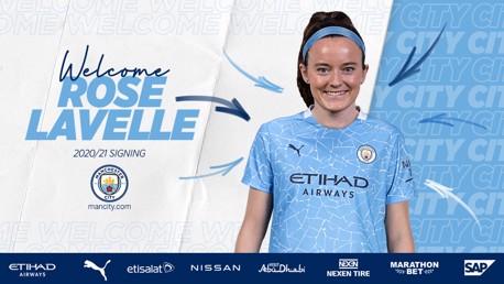 Rose Lavelle firma por el City