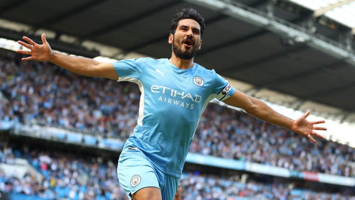 City 5-0 Arsenal: Short highlights