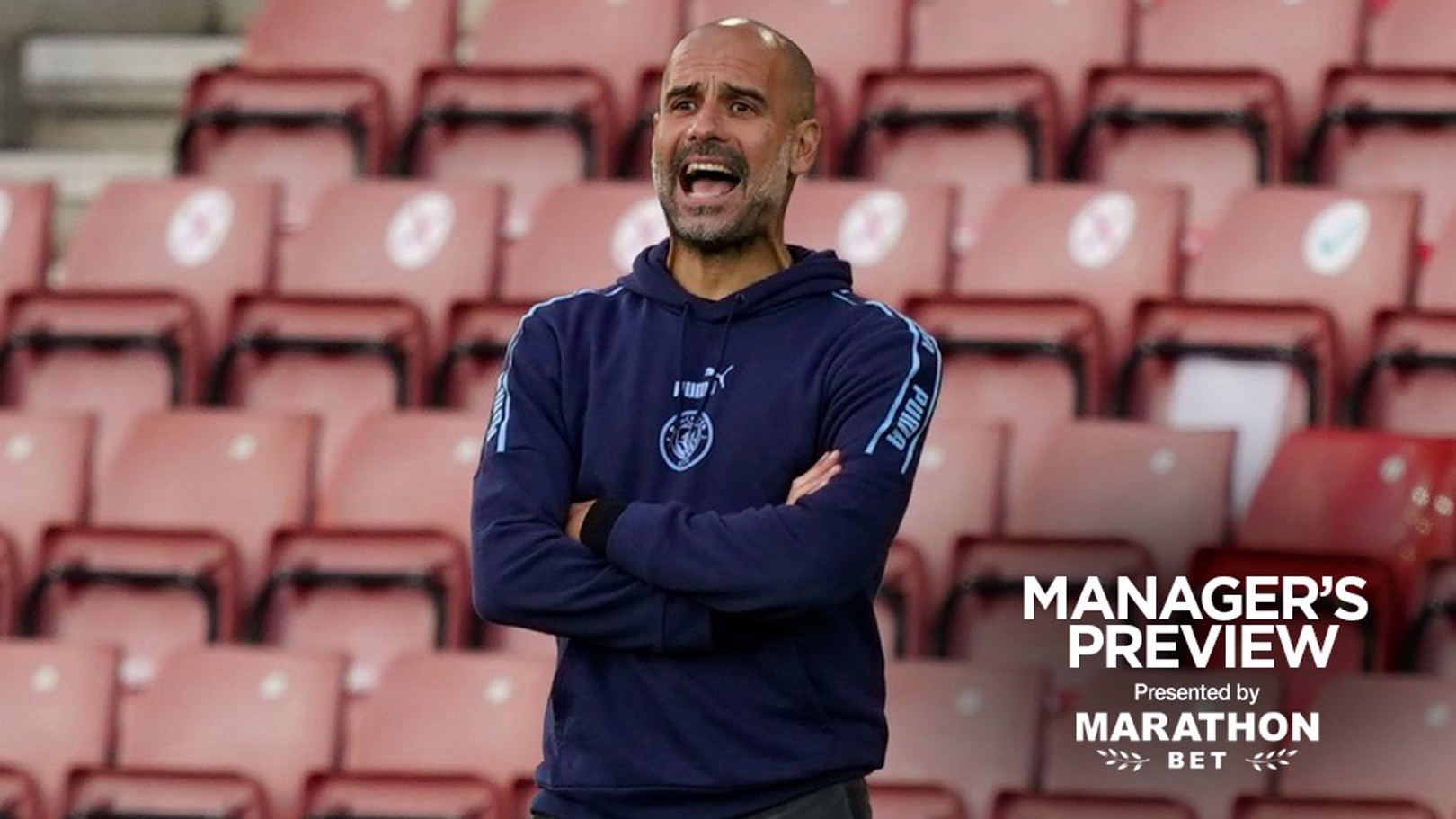 Pep Guardiola: Drinks break not needed next season