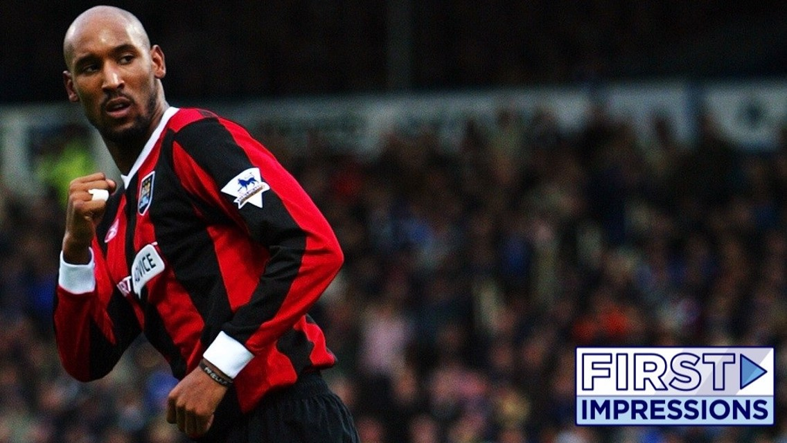 Nicolas Anelka: The Real deal