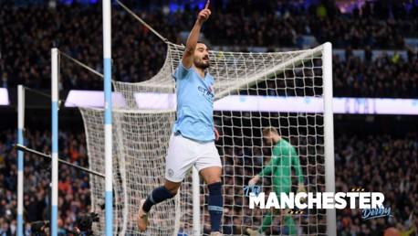 City vs United: Top 5 des buts