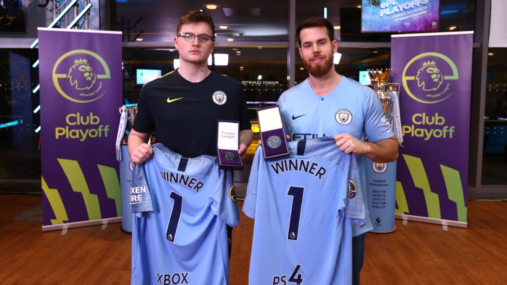 eSPORTS: City's FIFA esports representatives for the ePremier League final have been confirmed after a dramatic night of FIFA 19 action at the Etihad Stadium on Friday.