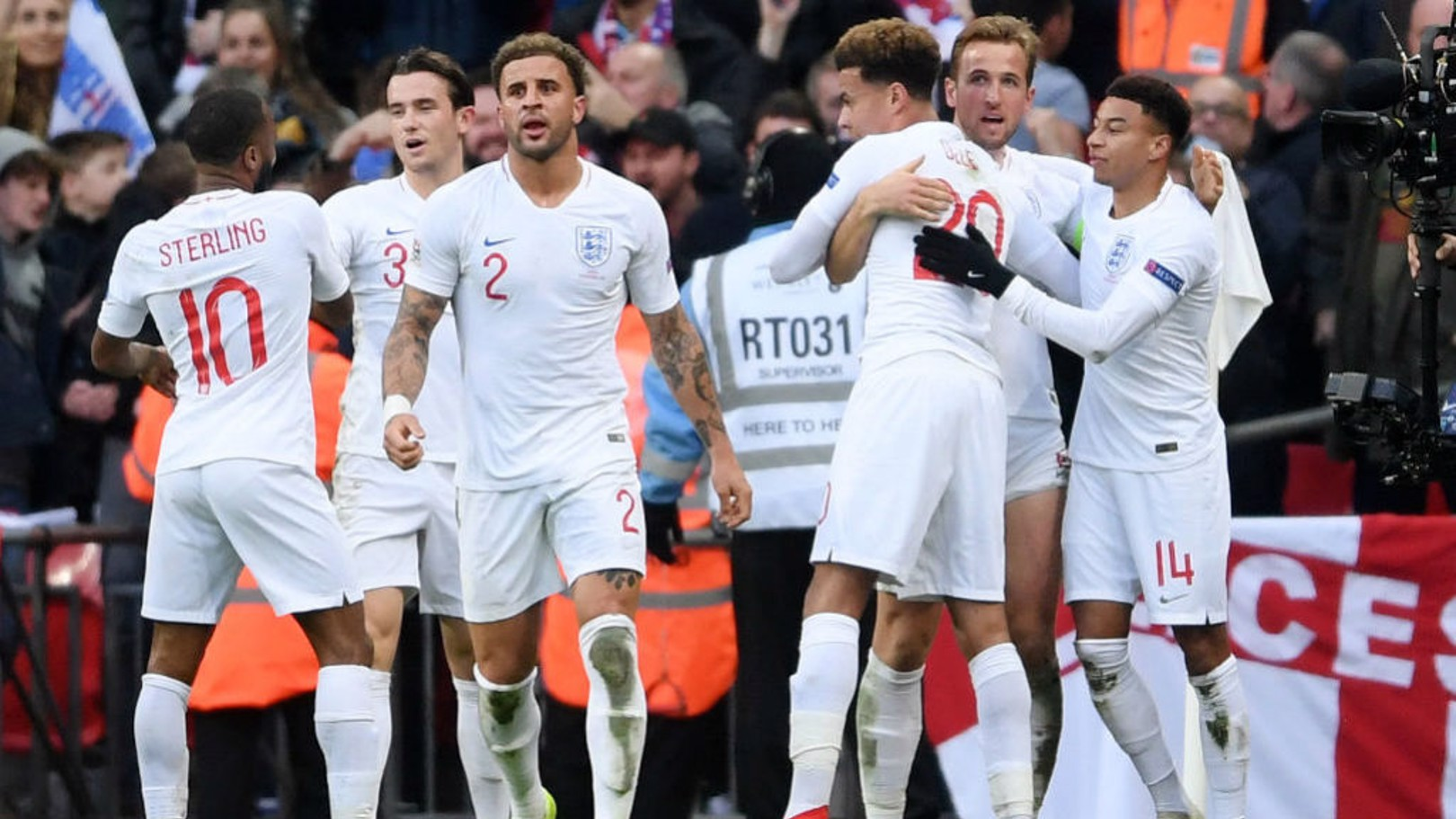 2020: The England squad for the Euro 2020 qualifiers against Czech Republic and Montenegro has been announced.