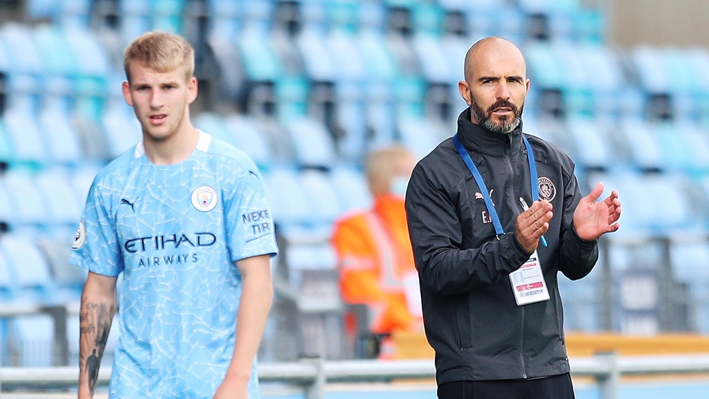 WATCHING BRIEF: New head coach Enzo Maresca urges City on