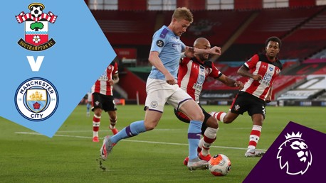 Ulangan Penuh Pertandingan: Saints v City