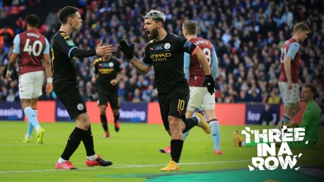 SERGIO: Aguero put City in front