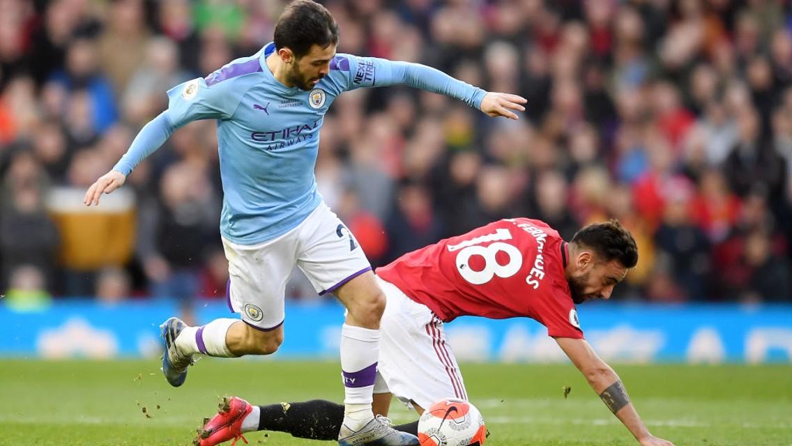 "Bernardo: ""Il faut réagir face à Arsenal"""