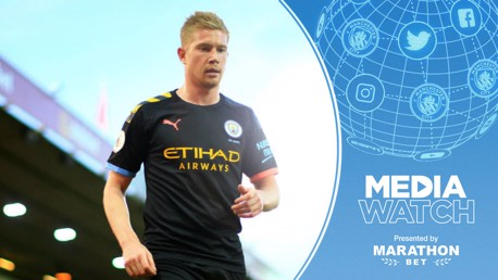Media Watch: De Bruyne sounds rallying cry