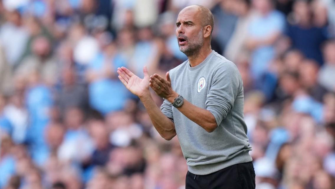 Guardiola: City Tidak Memiliki 'Kesegaran Dalam Pikiran'