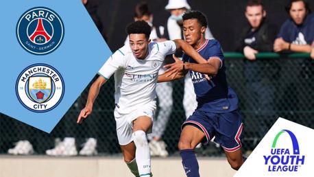 Full Match Replay: PSG U19s v City