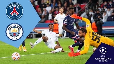PSG v City   Full-match replay