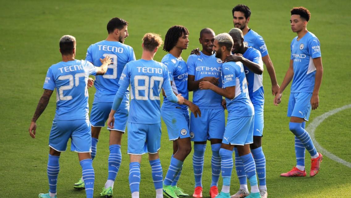 4-1 face à Blackpool, doublé pour Gündogan