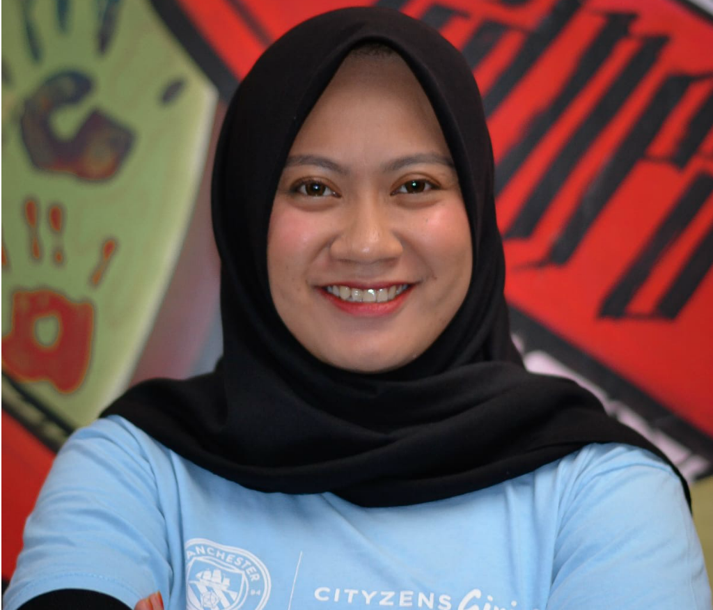POSITIVE IMPACT: Sarah, from Bandung, Indonesia, is one of our 2020 Young Leaders