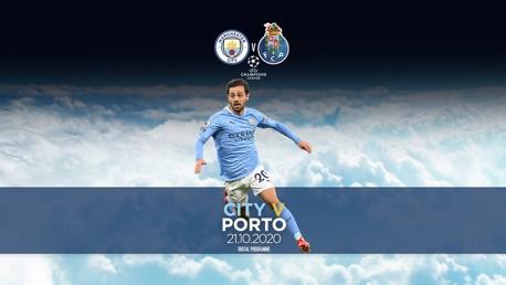 City v Porto: FREE Digital Match Programme