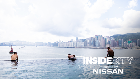 INSIDE CITY: It's a jam-packed episode from Hong Kong and Japan