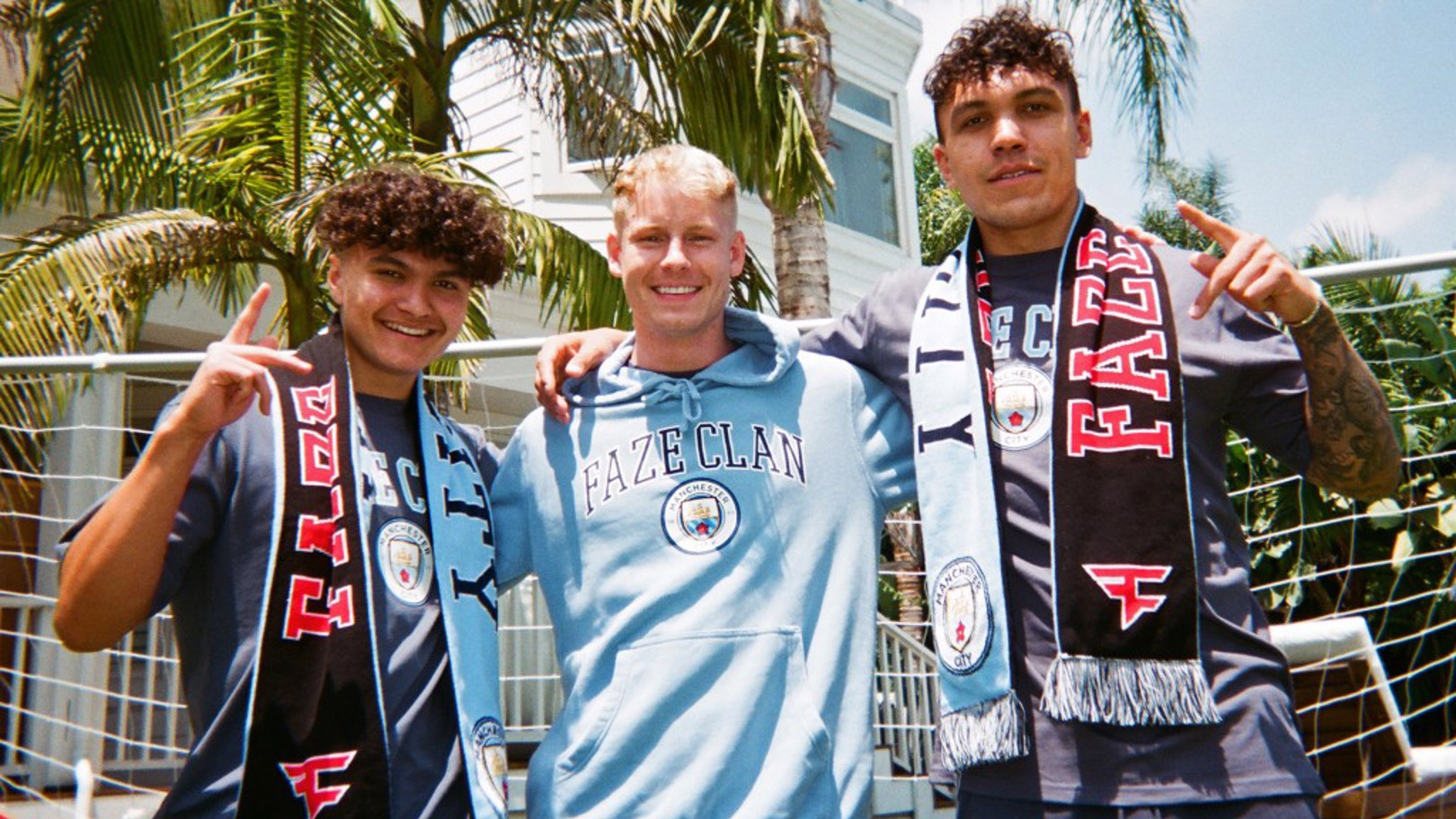 City and FaZe Clan launch fashion collaboration