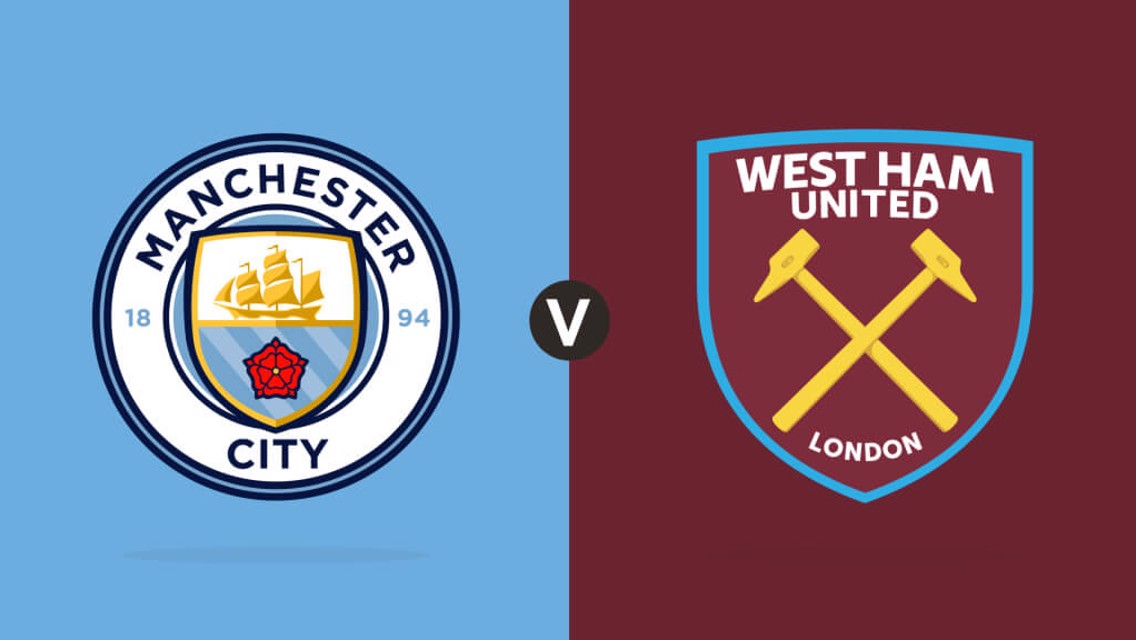 Manchester City 2-0 West Ham: Live reaction and stats