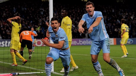 Classic highlights: City 2-1 Villarreal 2011