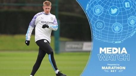 De Bruyne reveals 15-minute derby master plan