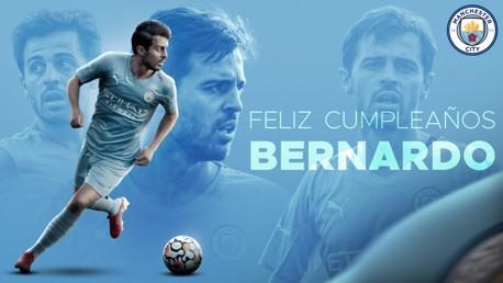 ¡Feliz cumpleaños, Bernardo!