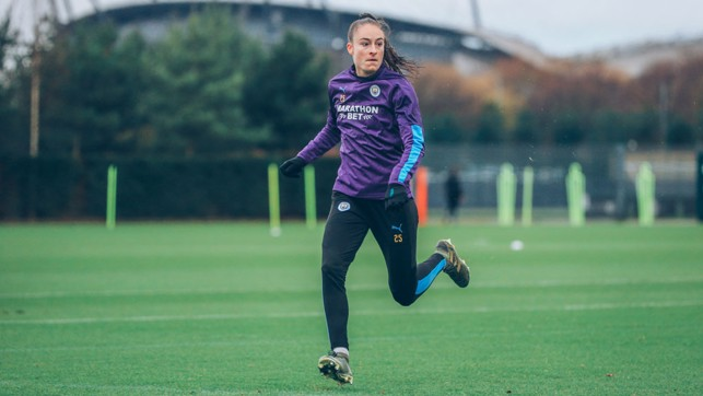 CAPITAL GAINS : Tessa Wullaert could have a crucial role to play in our to take on Chelsea