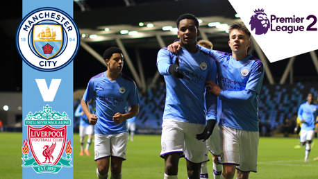 City 1-0 Liverpool: Full match replay