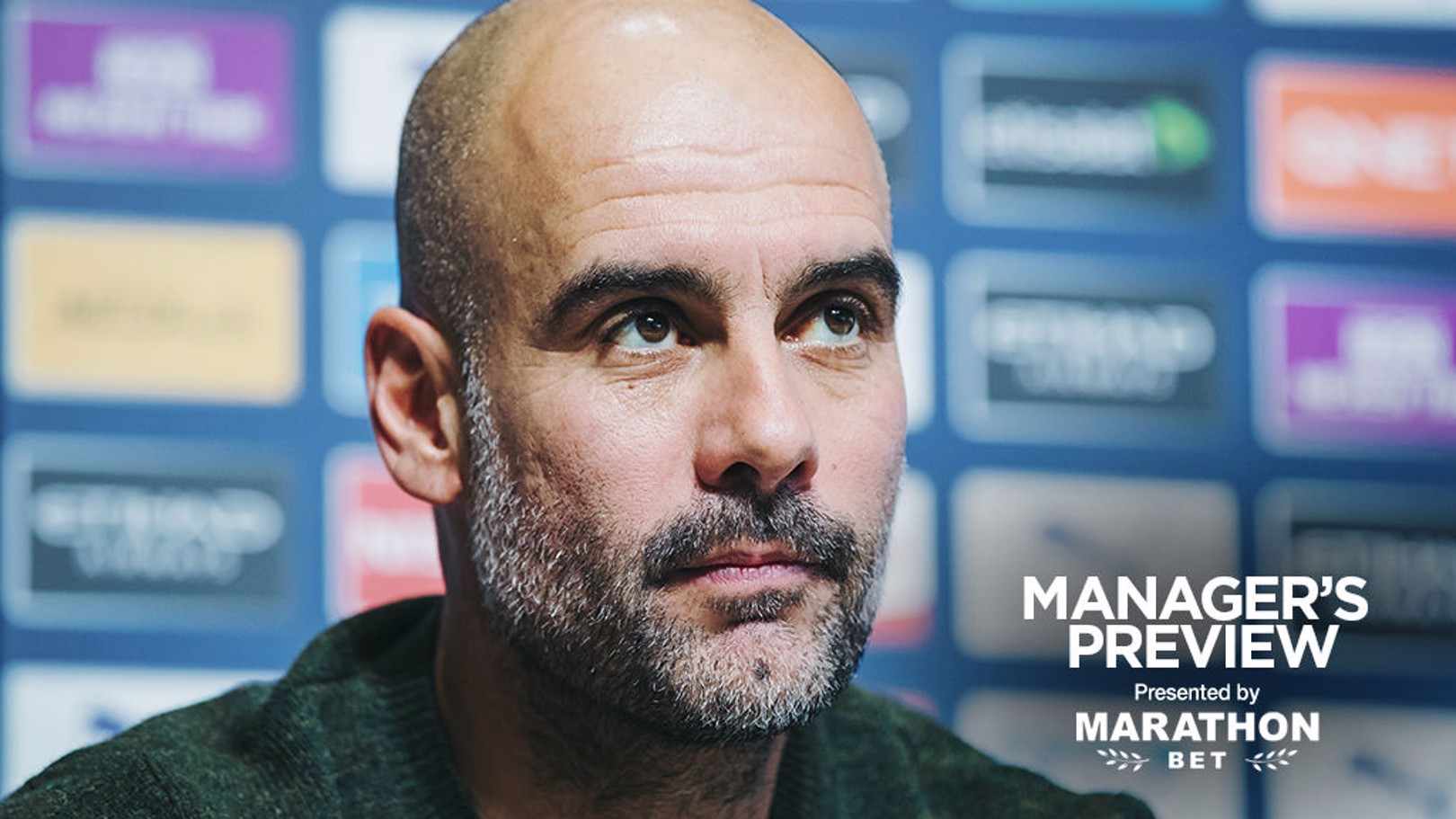 PRESS CONFERENCE: Pep says Ederson is back in contention to face Chelsea this weekend