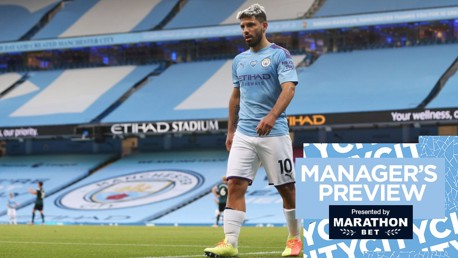 Guardiola gives time frame for injured Aguero's return