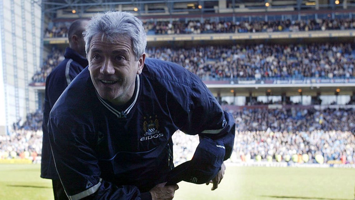 Tueart: Kevin Keegan was City's very own Mr Motivator!