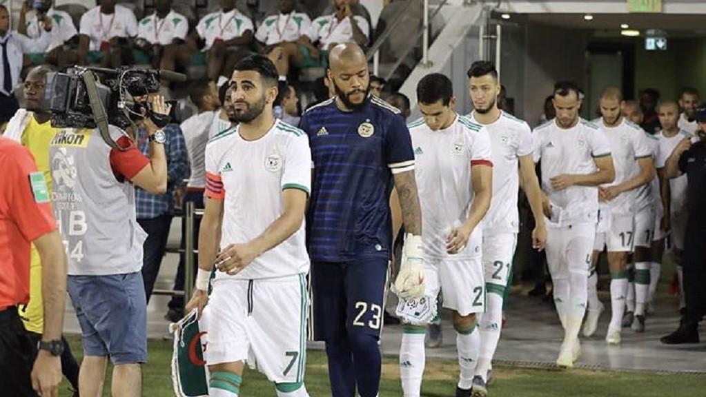 CAPTAIN : Riyad Mahrez