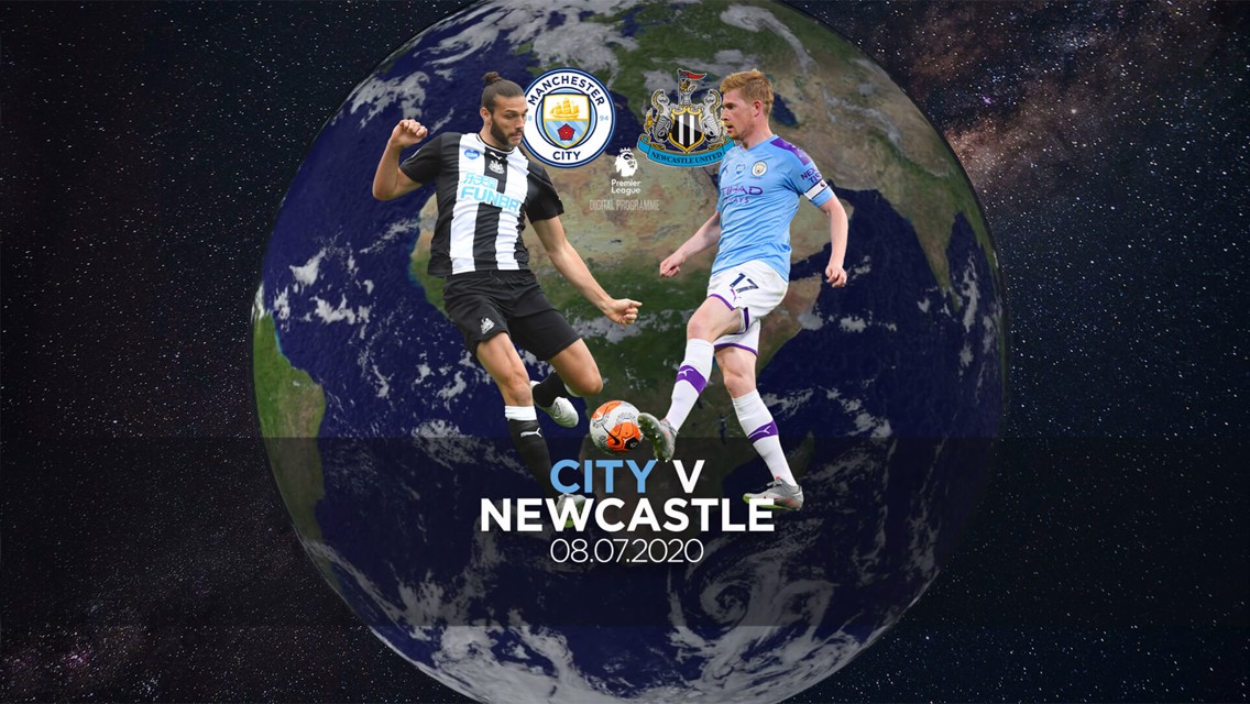 City vs Newcastle: le programme du match !