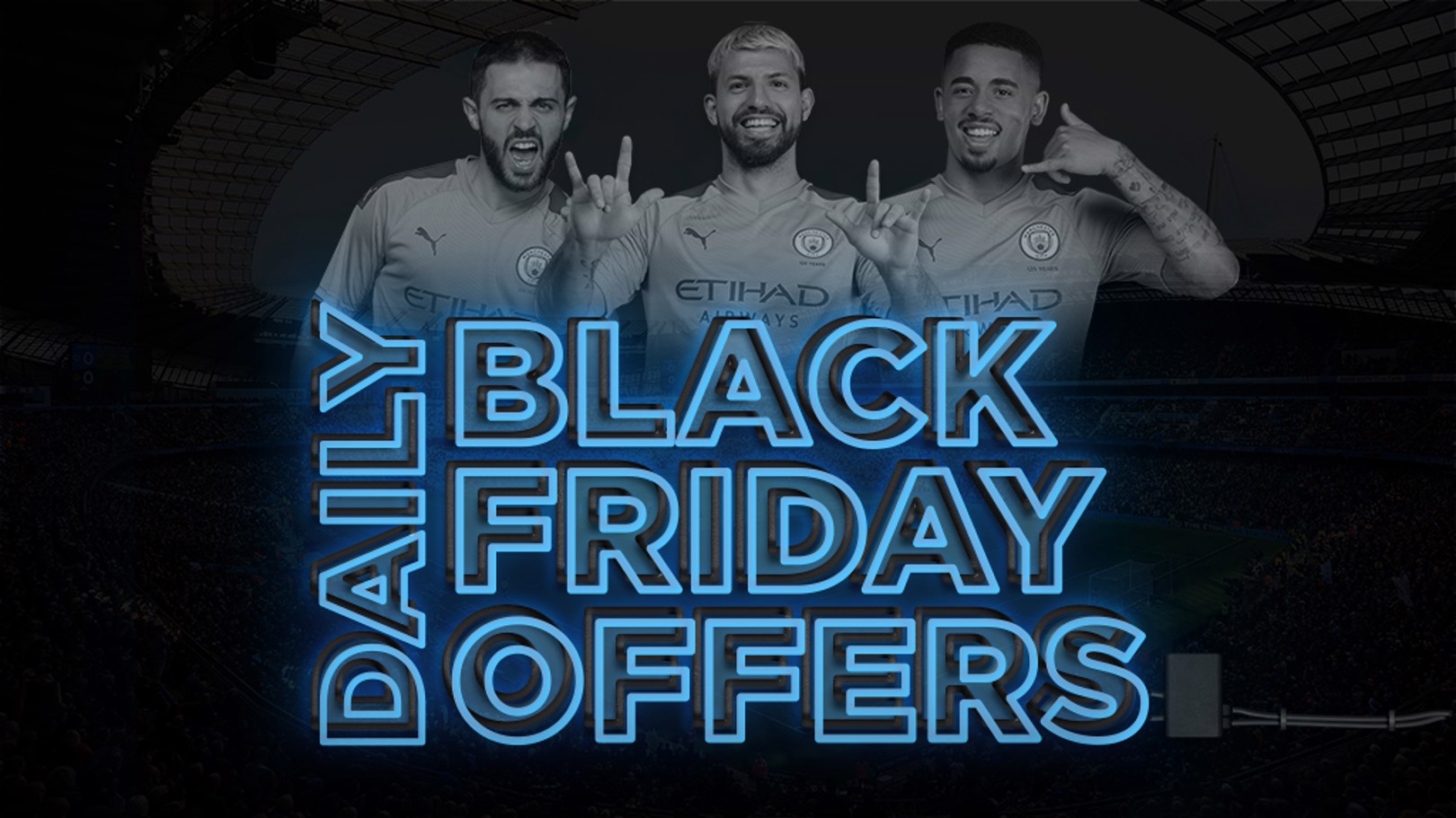 Register for daily Black Friday offers!