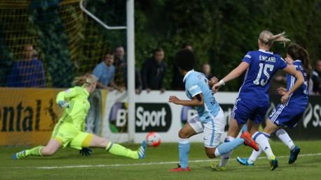 Flashback: Chelsea Women 0-2 City