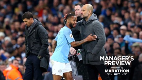 MODEL PUPIL: Pep Guardiola has praised Raheem Sterling's willingness to learn.