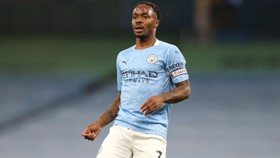 Sterling proud to captain City to victory
