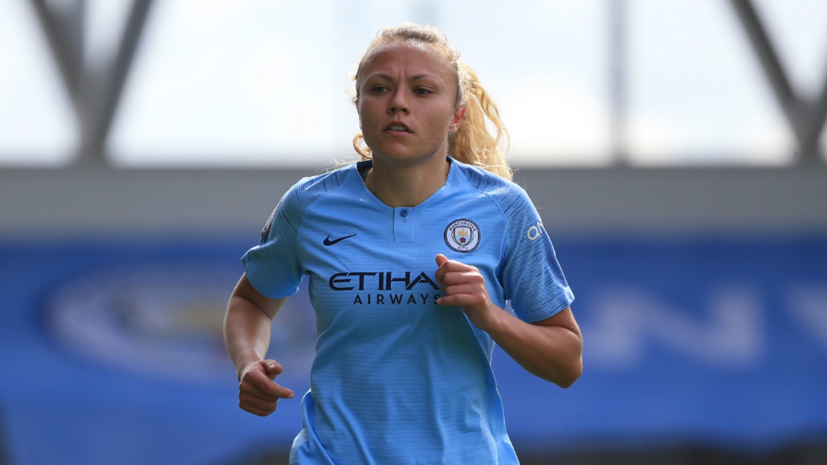 DEPARTURE: Claire Emslie leaves City after two years at the Club