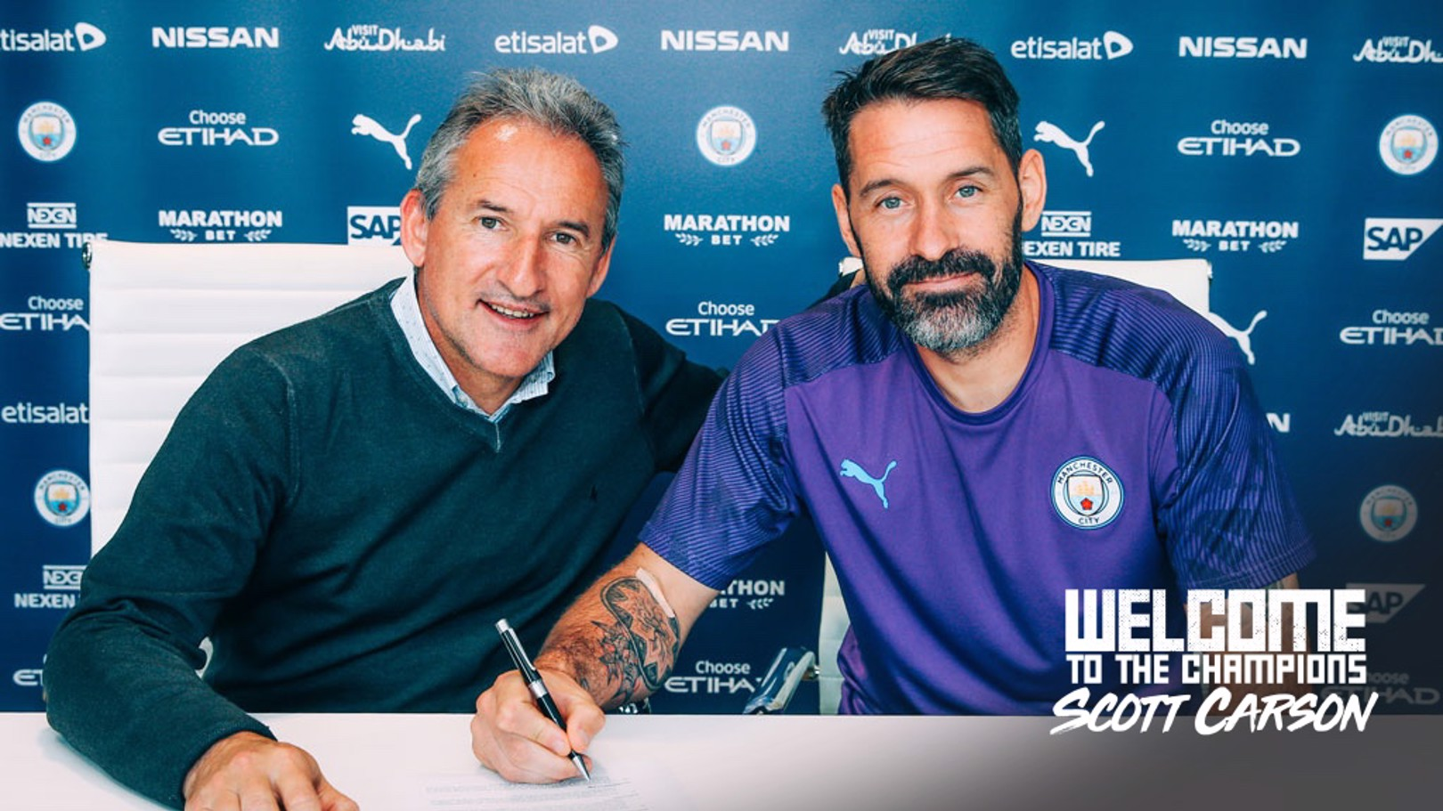 DEADLINE DAY: Welcome, Scott Carson!